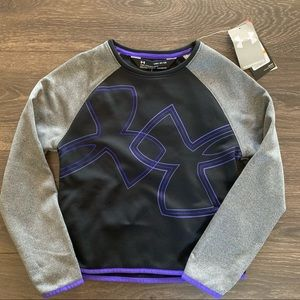 NWT Under Armour Sweatshirt, Size Small